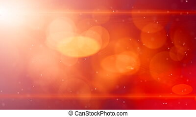 red abstract background light beams