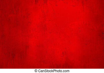 red abstract grain background