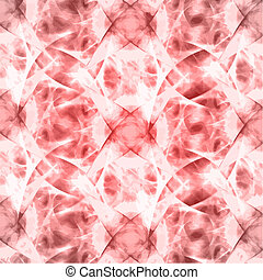 red abstract vector