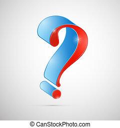 Vector Question Mark Symbol