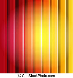 Red And Orange Background With Line