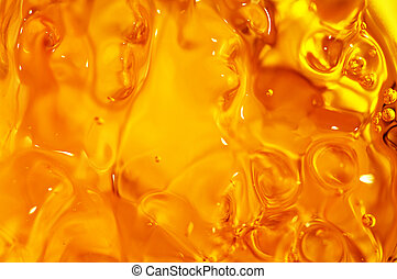 fluid background - red and orange fluid background