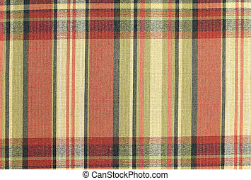 Plaid Abstract Background