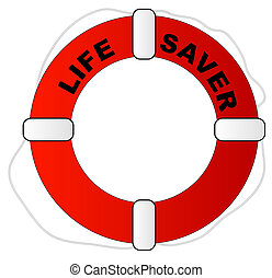 life preserver clip art and stock illustrations 4 270 life rh canstockphoto com cartoon life preserver clipart life preserver clipart free