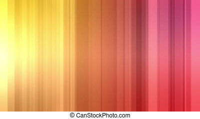 Red and yellow stripes - Moving red and yellow stripes
