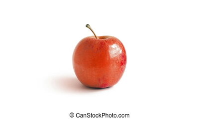 Red Apple Rotating