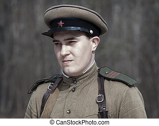 Red Army sergeant