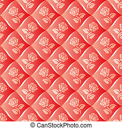 red background seamless