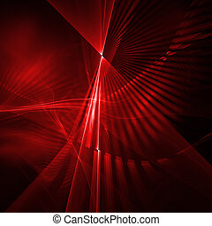 red background - red abstract background