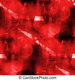 red background watercolor art seamless texture abstract paint pattern