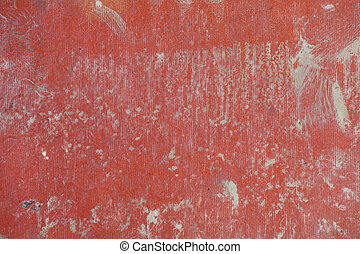 red background with gray blotches