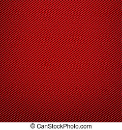 Red Background With Line