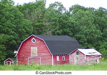 Red barn#2