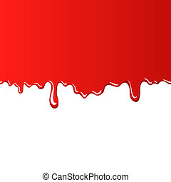 Red bloody background