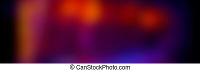Red, blue and violet blurred abstract background