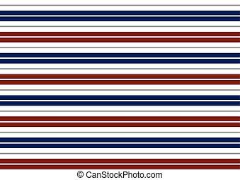 Red Blue White Gray Stripes Background