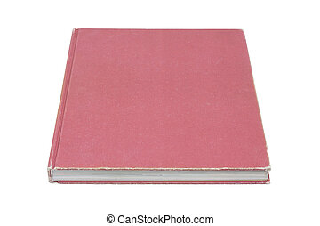 red books (Clipping path)