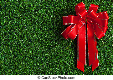 Red Bow Christmas