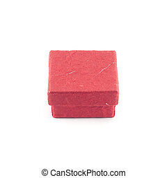 Red box on white background.