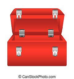 red box tools open icon
