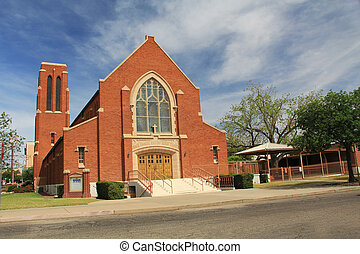 Grace Evangelical Lutheran Church in Tucson