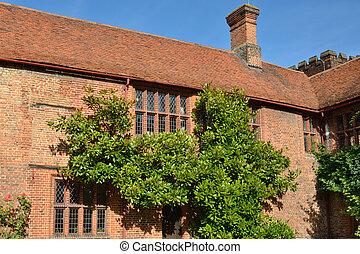 Red Brick hall