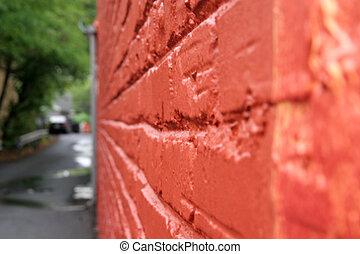 Red Brick Lines