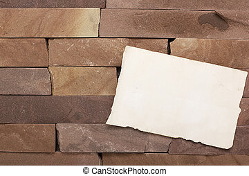 Red  brick stone exterior and interior decoration building material for wall finishing