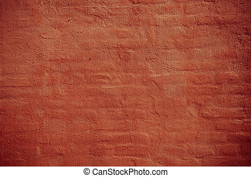 Red brick wall, nice textured background