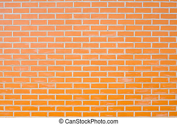Red Brick Wall Texture / Background