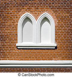 Bricked-up Windows