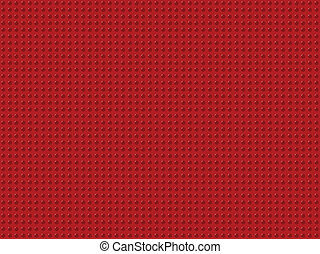 Red Building Blocks Texture