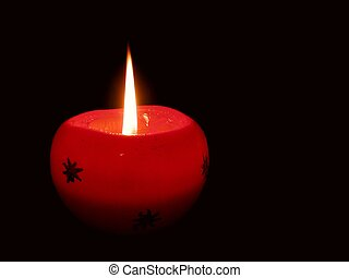 Red Candle - Red candle