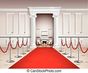 Red Carpet Interior