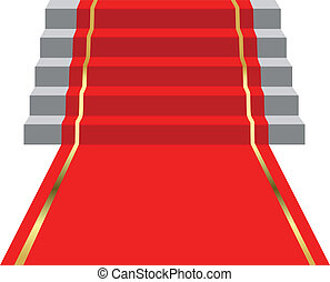 Red carpet - red carpet