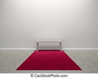 red carpet room