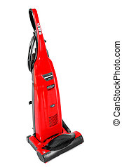 Carpet Vacuum Cleaner - Red Carpet Vacuum Cleaner