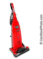 Carpet Vacuum Cleaner - Red Carpet Vacuum Cleaner