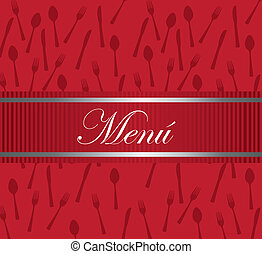 carte restaurant desing - red carte restaurant desing with ...