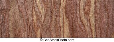 red cedar wood veneer background