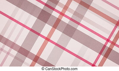 red checked fabric loop backgrounf