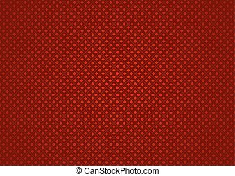 Red Checkered Texture