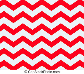Red Chevron Texture