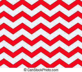 Red Chevron Texture