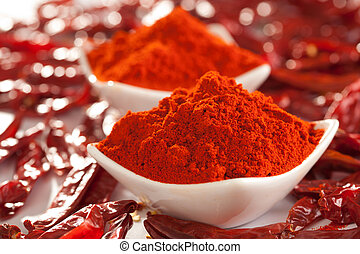 Red Chilly powder is a spicy powder which is commonly used in indian cuisines