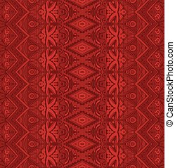 red chinese new year geometric background