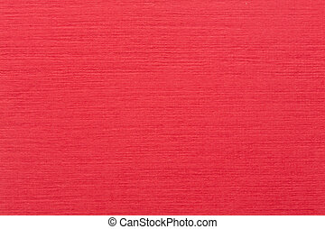 Red christmas gift wrapping paper.