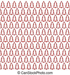red christmas tree background or texture