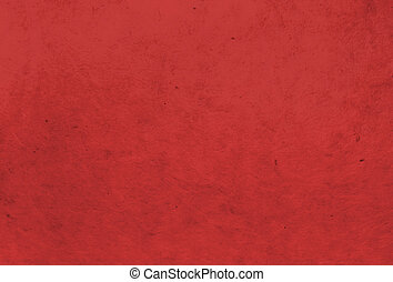 red color mulberry paper texture background