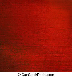 Red color rough surface